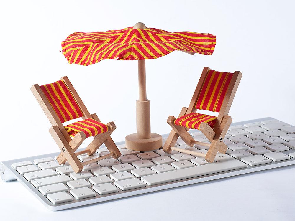Ferienn Sommer