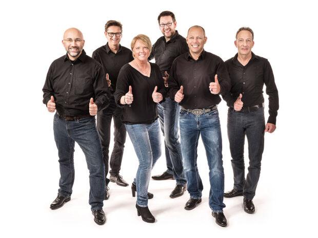 Team von hygrocare - Gruppenfoto classic