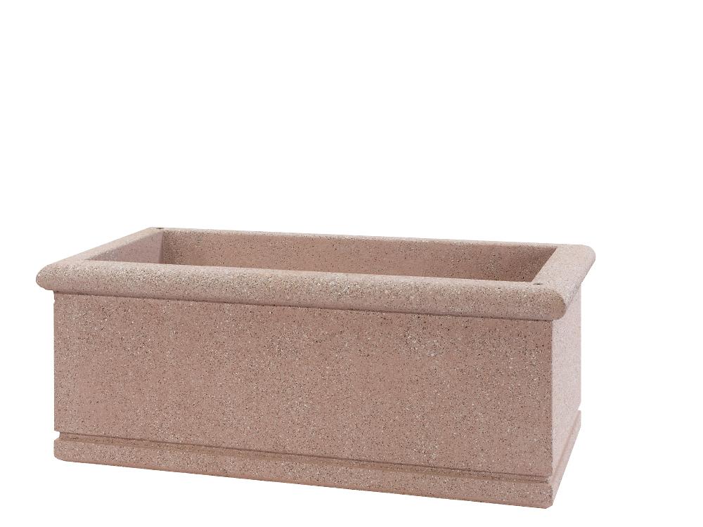 Pflanzkübel aus Beton | hygro care®