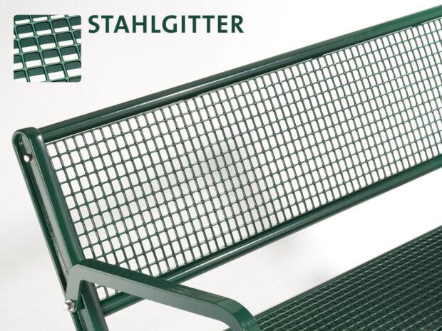 hygrocare Stahlgitter Classic-Baenke
