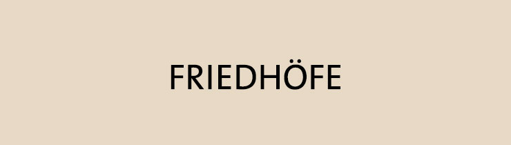 friedhoefe